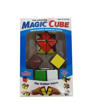 Кубик пластиковый
