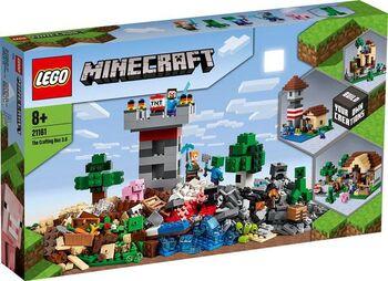 Конструктор LEGO Minecraft Набор для творчества 3.0