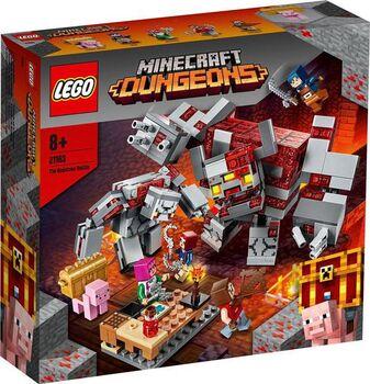 Конструктор LEGO Minecraft Битва за красную пыль