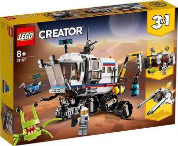 Конструктор LEGO CREATOR Исследовательский планетоход
