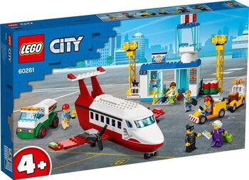 Конструктор LEGO CITY Airport Городской аэропорт