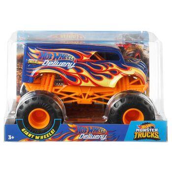 Hot Wheels® Монстр трак 1:24 в ассортименте