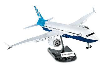 Конструктор COBI Авиалайнер Boeing 737 Max 8 COBI-26175