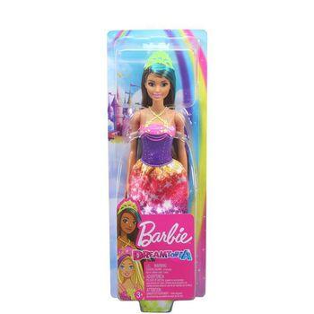 Кукла Barbie® Принцесса 4 вида