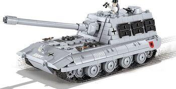 Пластиковый конструктор COBI Jagdpanzer E 100