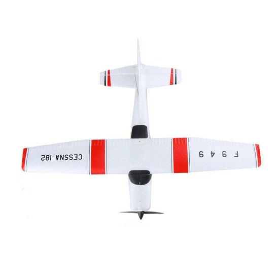 Радиоуправляемый самолет WLToys F949S Cessna 182 6-AXIS GYRO 2.4G для начинающих со стабилизацией