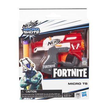 Нерф Фортнайт Микро ТС / Nerf Fortnite  Micro TS