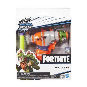 Бластер Hasbro NERF Фортнайт Micro RL