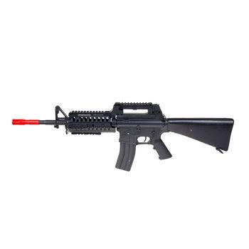 Механический автомат M16 на мягких пулях 4 вида - M16CA