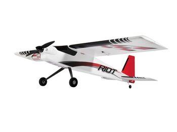 Радиоуправляемый самолет Top RC Riot Pro 1400мм 2.4G 4-ch LiPo RTF