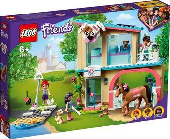 Конструктор LEGO FRIENDS Ветеринарная клиника Хартлейк-Сити