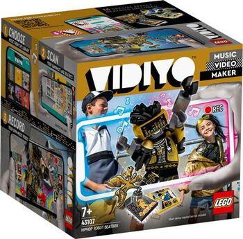 Конструктор LEGO VIDIYO Битбокс Хип-Хоп Робота