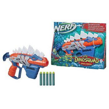 Бластер Hasbro NERF Диносквад Дино Стегосмэш / Nerf DinoSquad Stego-Smash