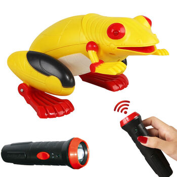 Радиоуправляемый робот ZF Желтая Лягушка - ZF-9984A