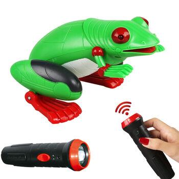 Радиоуправляемый робот ZF Зеленая Лягушка - ZF-9984B