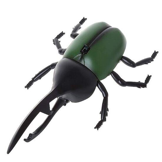 Радиоуправляемый робот ZF Зеленый Жук Рогач - ZF-9996D