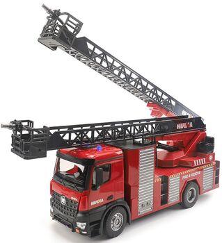Радиоуправляемая пожарная машина-лестница HUI NA TOYS масштаб 1:14 2.4G - HN1561