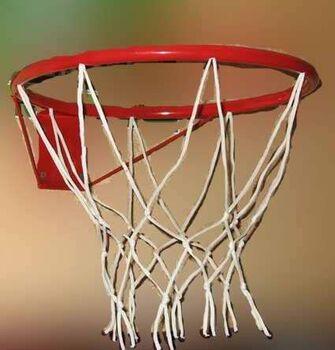 Корзина баскетбольная №5, d 380мм, с сеткой КБ5 (Россия)