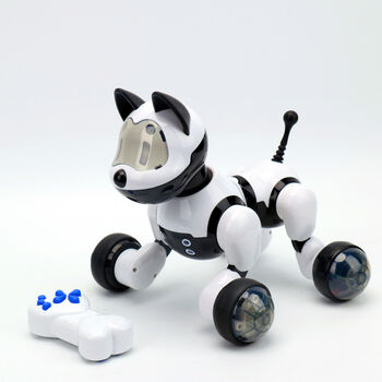 Радиоуправляемая интерактивная собака Youdy MG014 с пультом