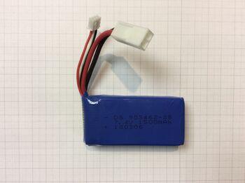 Аккумулятор для катера Fei Lun High Speed FT009 7.4V 1500 mAh (ft009-01)