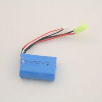 Аккумулятор 7.4V 1100 mAh S800-017-2
