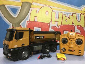 Радиоуправляемый грузовик Хаина Huina 1573 2.4G 1:14