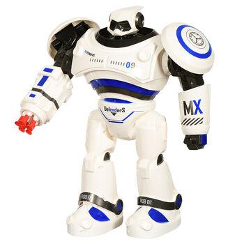 Радиоуправляемый интерактивный робот CraZon (стреляет присосками) - ZYA-A2721-1