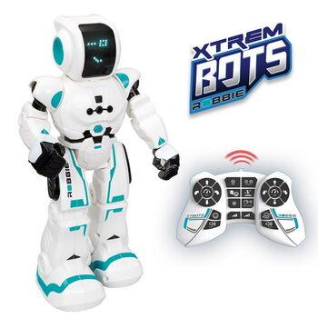 Робот на р/у Xtrem Bots: Напарник, световые и звуковые эффекты
