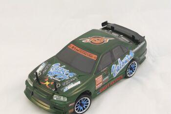 Радиоуправляемый автомобиль для дрифта Flying Fish 2 HSP 94163T3-16331G