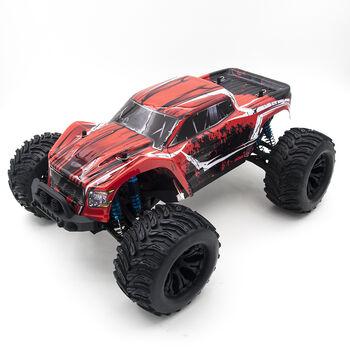 Радиоуправляемый джип HSP Wolverine PRO 94701PRO-70195 4WD 1:10 2.4G красный
