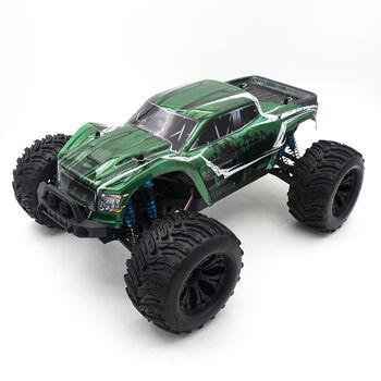 Радиоуправляемый джип HSP Wolverine PRO 94701PRO-70196 4WD 1:10 2.4G зеленый
