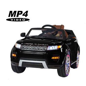 Электромобиль Range Rover Luxury Black MP4 12V - SX118-S