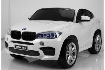 Электромобиль Джип BMW X6 JJ2168 Белый