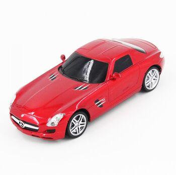 Радиоуправляемая машина MZ Mercedes-Benz SLS Красный цвет - 27046