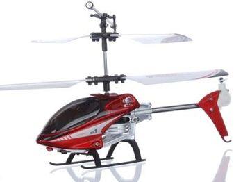 Радиоуправляемый вертолет Udi U805 3-кан с гироскопом