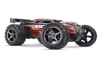 Радиоуправляемая машина TRAXXAS E-Revo Brushless MXL 4WD 1:10 RTR (with Bluetooth module and telemetry) + NEW Fast Charger