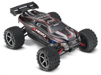 Радиоуправляемая машина TRAXXAS E-Revo 1/16 4WD RTR + NEW Fast Charger