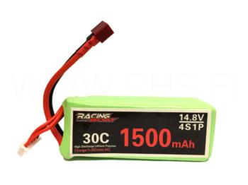 Аккумулятор для катера Feilun FT010 14.8V 1500mAh 4S1P 30C - FT010-14