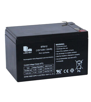 Аккумулятор Xinleina 12V12Ah/20Hr - LW-6FM12