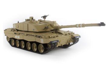 Радиоуправляемый танк Heng Long Challenger 2 (Британия) Standard Version Li-Ion 2.4G RTR 1:16
