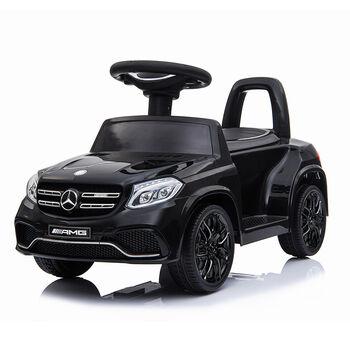 Электромобиль каталка Mercedes-AMG GLS63 + пульт управления - HL600-LUX-BLACK