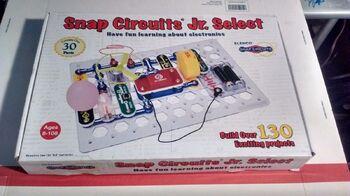 Электронный конструктор Snap Circuits Jr. Select