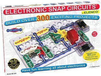 Электронный конструктор Snap Circuits 300 опытов