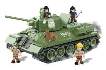 Конструктор COBI Танк Т-34:85
