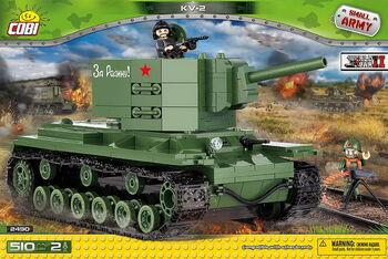 Конструктор COBI KV-2