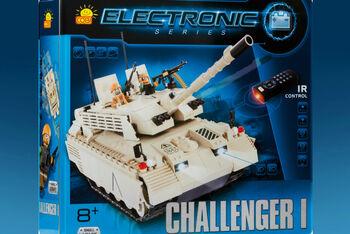 Конструктор COBI Challenger I IR RC