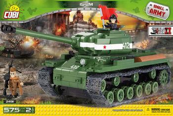 Конструктор COBI IS-2m