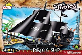 Конструктор COBI Pirate Ship