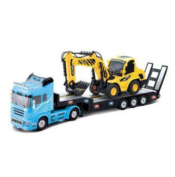 Радиоуправляемый грузовик и трактор - QY0232B