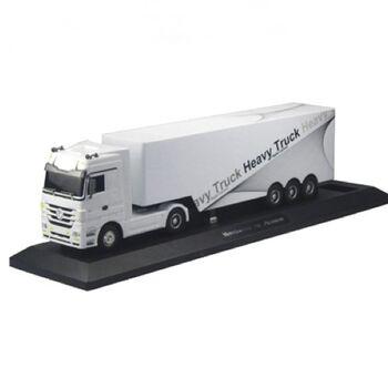 Радиоуправляемый грузовик Mercedes-Benz Actros 1:32 - QY1101-W